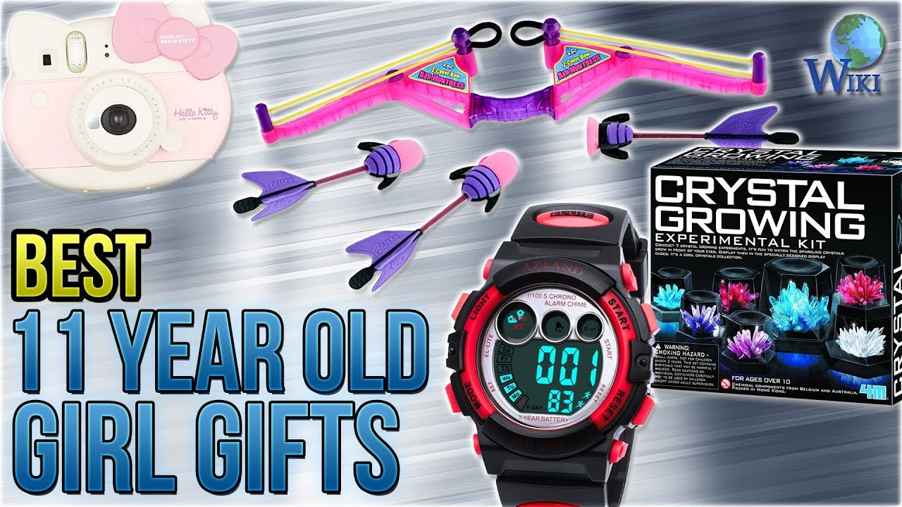 <b>9 Best</b> 11 Year <b>Old</b> Girl <b>Gifts 2018</b> - YouTube