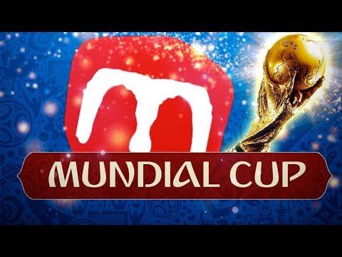 MELAGOODO MUNDIAL CUP 2018 - FINALI LIVE @Dread @Mollu @Rohn @Marzaa