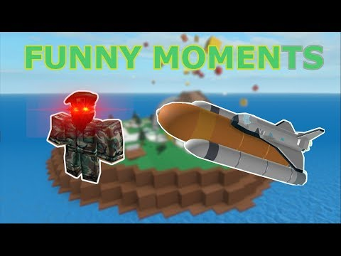 Natural Disaster Survival||Funny Moments(ROBLOX)