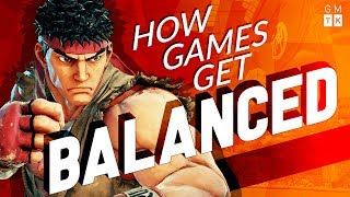 How Games Get Balanced | Game Maker\'s Toolkit