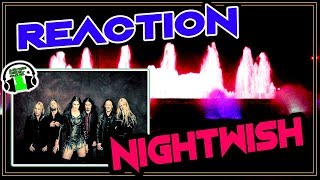 Nightwish - The Poet and The Pendulum LIVE [ Mexican REACTS in  ENGLISH!! ]