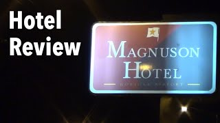 Hotel Review - Magnuson Hotel Norfolk Airport