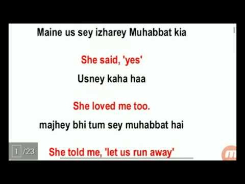 Short Sad Love Story & Poetry In Urdu ~ My unfulfilled love By Lokendra Singh