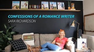 Confessions of a Romance Writer   Romance book recommendations   Romance Novels 2019   Vlog E1