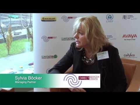 Climate Leader Interview - Sylvia Böcker - DIRECTTECH Global ® GmbH