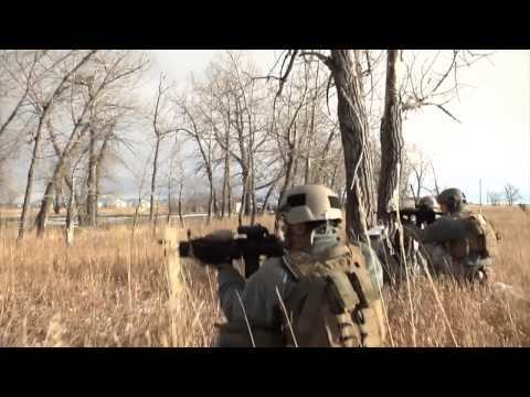 USAF Tactical Response Force