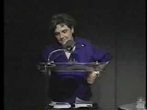 Hearing Adrienne Rich Reading