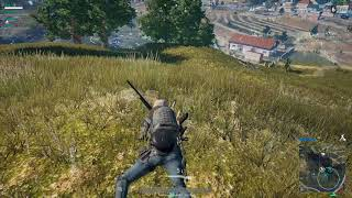 PUBG - Vsing China Red Shirt Army and winning the game- KingHanads