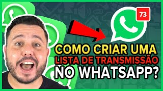 Como Criar uma Lista de Transmissão no WhatsApp? thumbnail