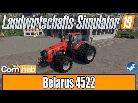 LS19 Modvorstellung - Belarus 4522  - LS19 Mods