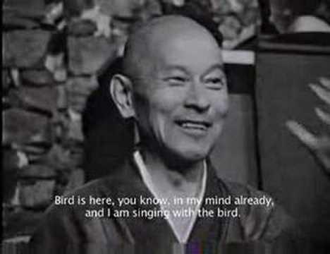Shunryu Suzuki em vídeo!