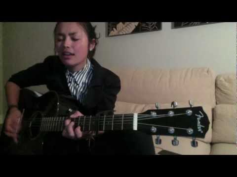 AshleyLilinoe- Love Will Keep Us Alive (Cover)