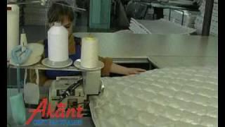 Производство матрасов  Акант-К(, 2009-05-05T19:35:49.000Z)