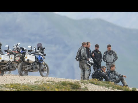 A STORY WORTH LIVING - OFFICIAL TRAILER - Inspirational Adventure Motorcycle Film