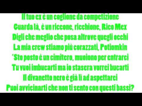 Marracash Di Nascosto Feat Gue Pequeno K Pop Lyrics Song