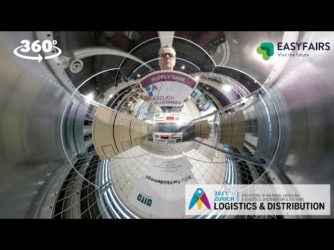 360 Grad - Easyfairs - Packaging Innovations fairs 2017
