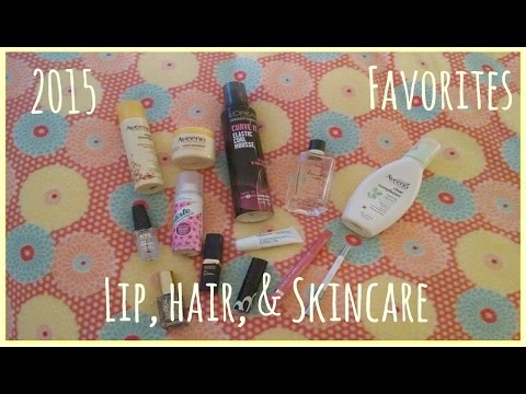 my-2015-favorites---lip-and-skincare-products