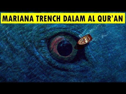 TIDAK AKAN ADA YANG MENYANGKA ! Mariana Trench Tempat Terdalam Di Bumi Ternyata Ada Dalam Al Qur'an