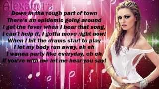 Alexandra Stan &amp INNA ft. Daddy Yankee - We wanna lyrics