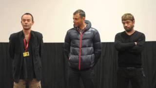 Ivan Cotroneo   présentation de la Kryptonite nella borsa   35 FFI