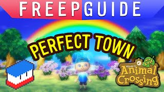 Freepguide - Ac:nl - Perfect Town!