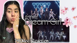 "REACTING TO ""SHINee 샤이니 'Dream Girl' MV"" A…"