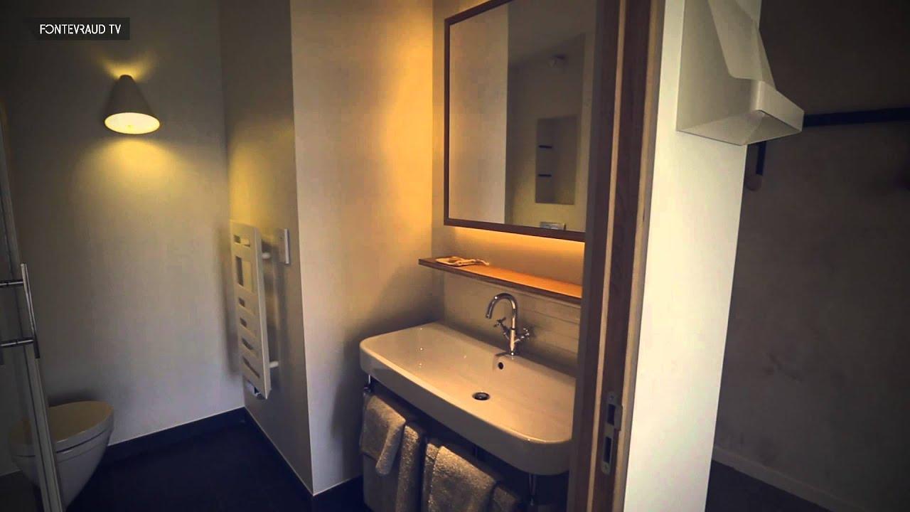 abbaye de fontevraud visite en dr ne de l 39 h tel youtube. Black Bedroom Furniture Sets. Home Design Ideas