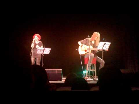 Anneke van Giersbergen and Arjen Anthony Lucassen - Day Six: Childhood, Live in Sofia,Bulgaria