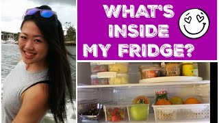 What's In My Fridge and Kitchen Tour! ☆ KITCHEN RENOVATION ☆