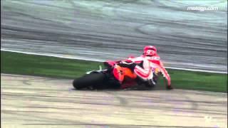 The REAL Reason Marquez Crashed At Sepang MotoGP 2015