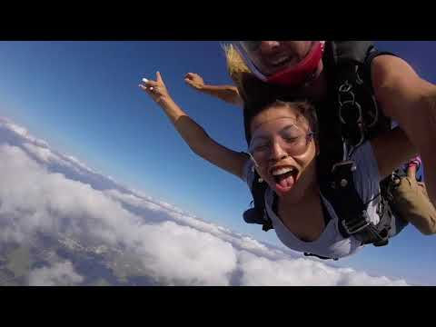Tandem Skydive | Patricia from Fort Worth, TX