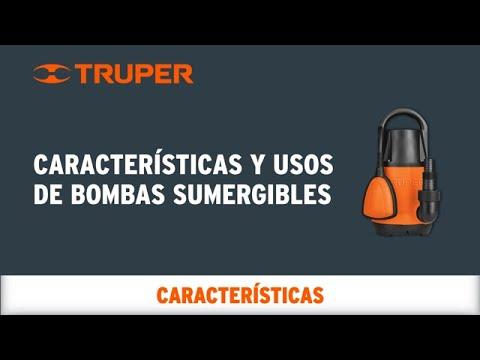 Bombas sumergibles Truper México thumbnail