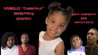 "Kamille ""Cupcake"" McKinney update