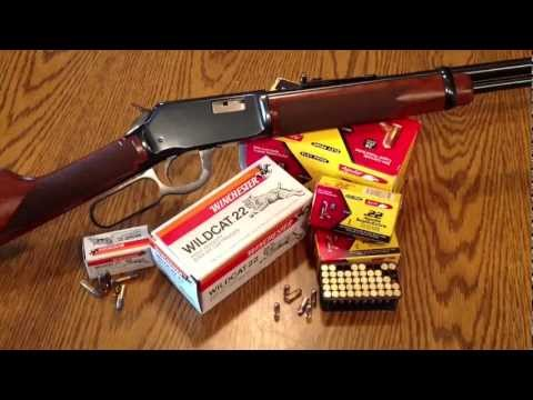 Winchester 9422 Lever Action Rifle