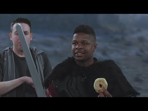 Game of Tuition: The Donut War, part 1