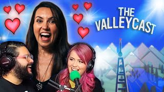 Trisha Hershberger talks SourceFed & Worst Injuries | The Valleycast, Ep. 71