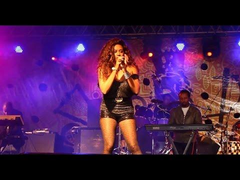 Helen Berhe Perfoming Live at Selam Ethiopia Festival - DireTube