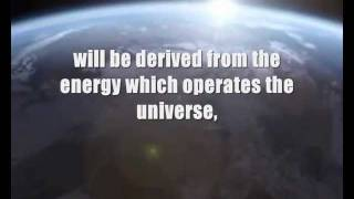 Nikola Tesla Free Energy Generator Patented in 1901!! COSMIC RAYS