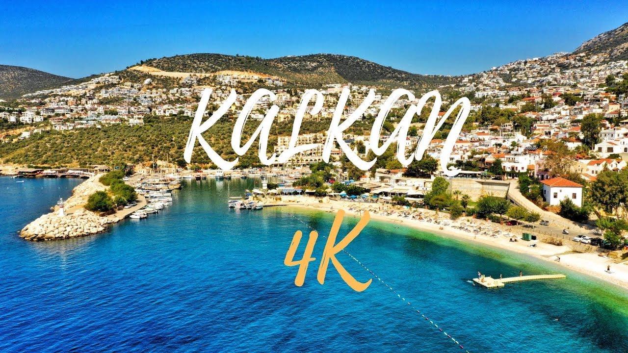 Download Kalkan - Antalya drone footage [TURKEY] in 4K