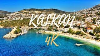 Kalkan - Antalya drone footage [TURKEY] in 4K - 2017