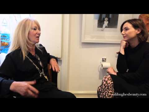 Sali Hughes: In The Bathroom with Val Garland Part One
