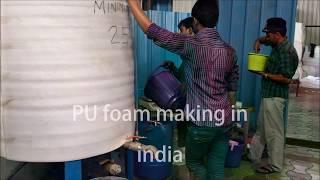pu foam manufacturing |New Technology| thumbnail