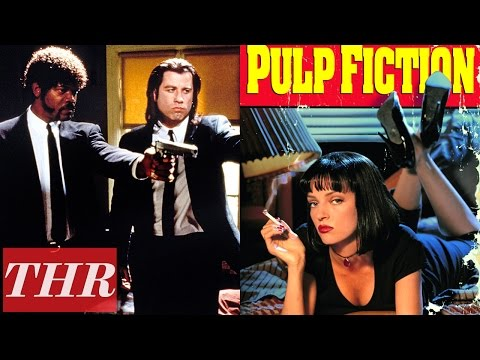 'Pulp Fiction' Premiered Today at Cannes Film Festival in 1994 | THR