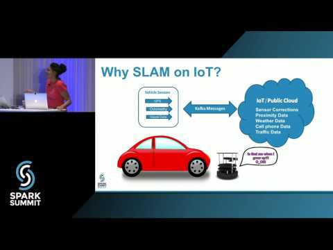 IoT and the Autonomous Vehicle in the Clouds: Spark Summit East  talk by Jay White Bear