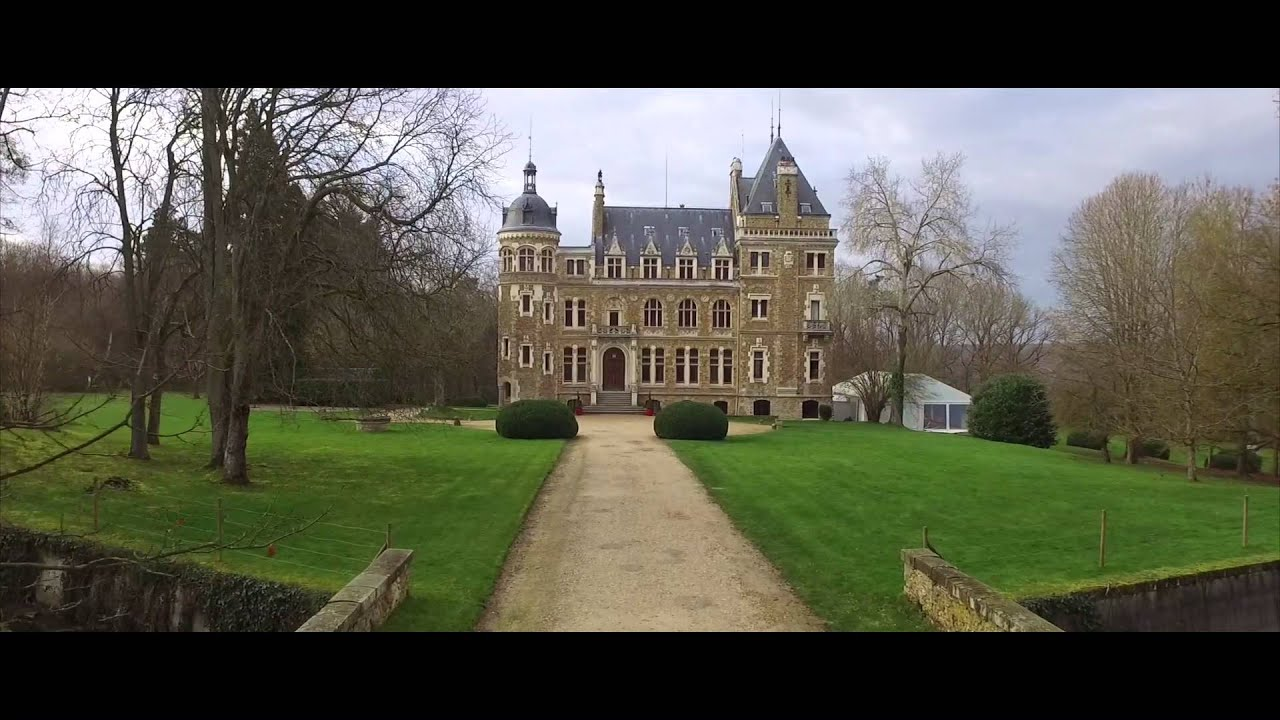 droning in the french countryside - youtube