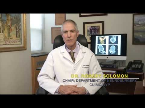 Robert A  Solomon - Columbia Neurosurgery