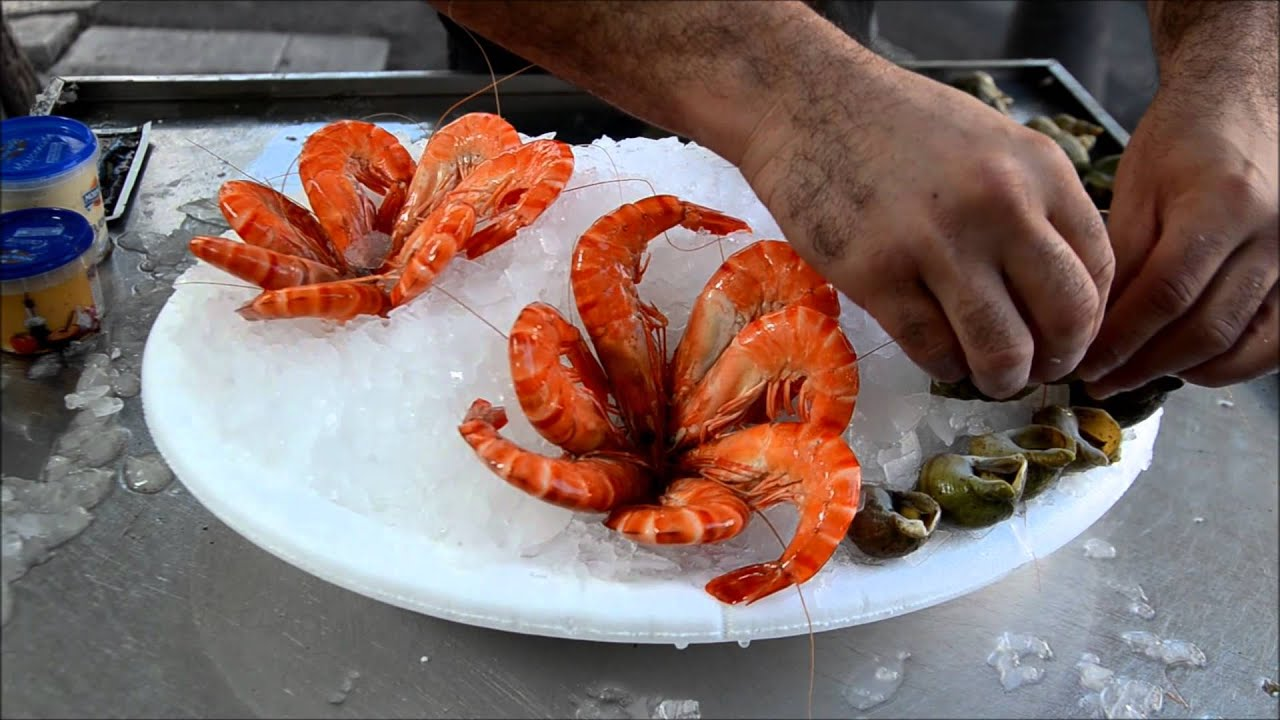 Comment faire un plateau de fruits de mer youtube - Comment faire un plateau absorbant ...