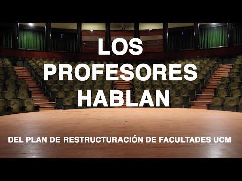 LOS PROFESORES HABLAN - Sí a la Facultad de Filosofía UCM