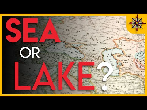 The Caspian: Sea or Lake?