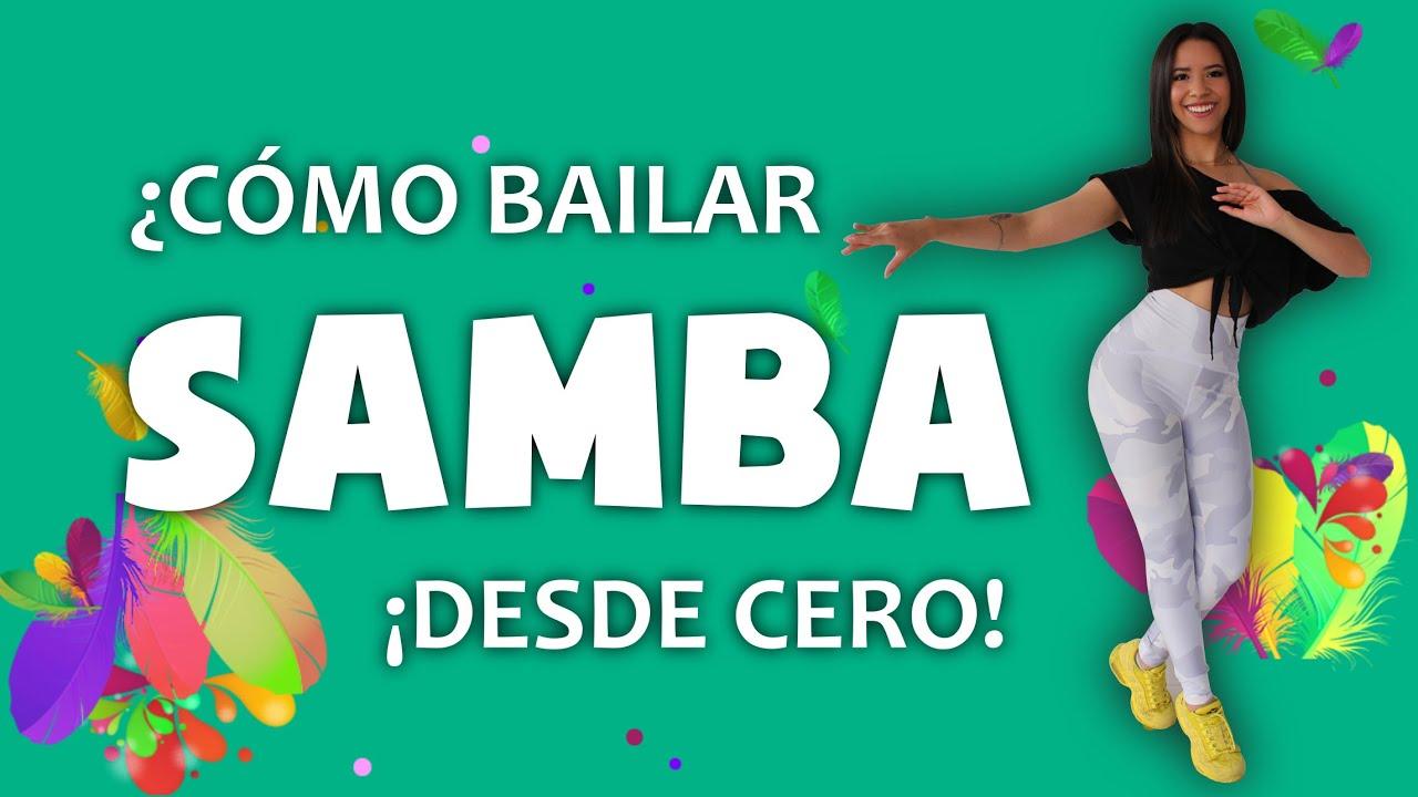 🥳  Cómo bailar SAMBA desde cero | ¡Te explico TODO!